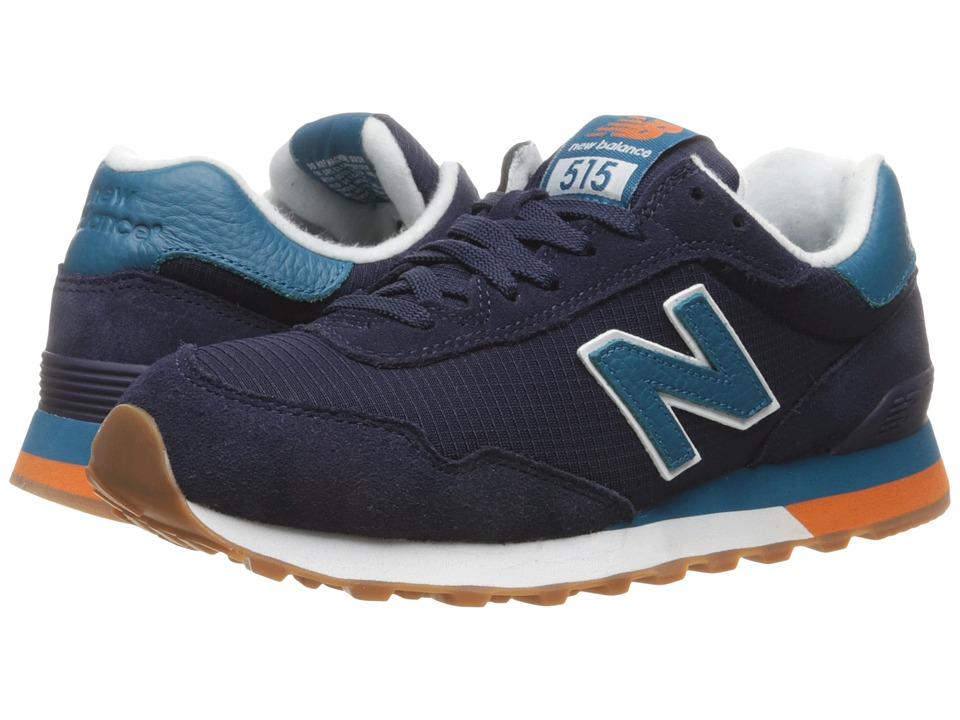 New Balance Classics - ML515 (Navy/Blue) Men's Classic Shoes