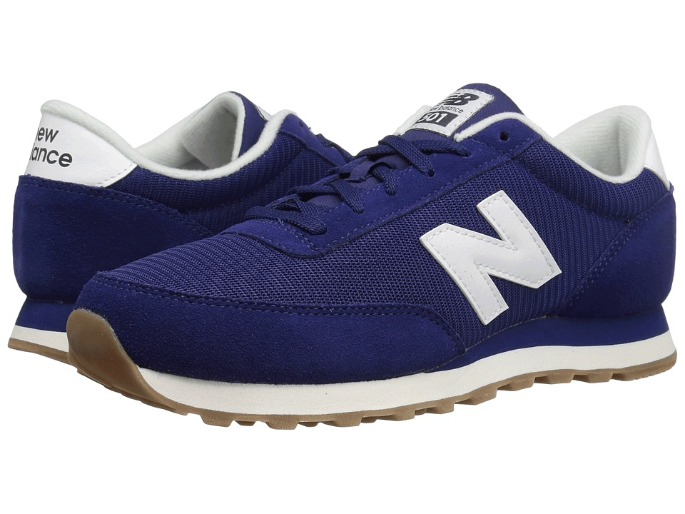 New Balance Classics - ML501 (Navy/White 1) Men's Classic Shoes