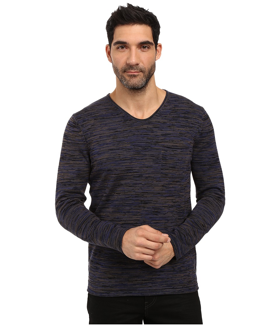 HUGO - Smoule (Black) Men's Clothing