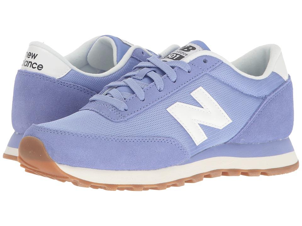 New Balance Classics - WL501 (Gem/Gem) Women's Classic Shoes