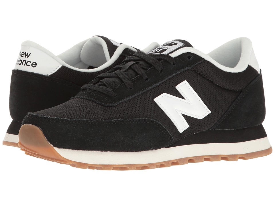 New Balance Classics - WL501 (Black/Black) Women's Classic Shoes