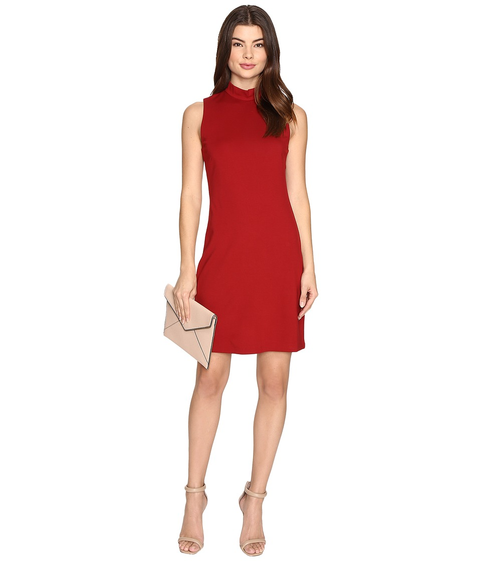 BB Dakota Bales Bodycon Dress (Poinsettia) Women