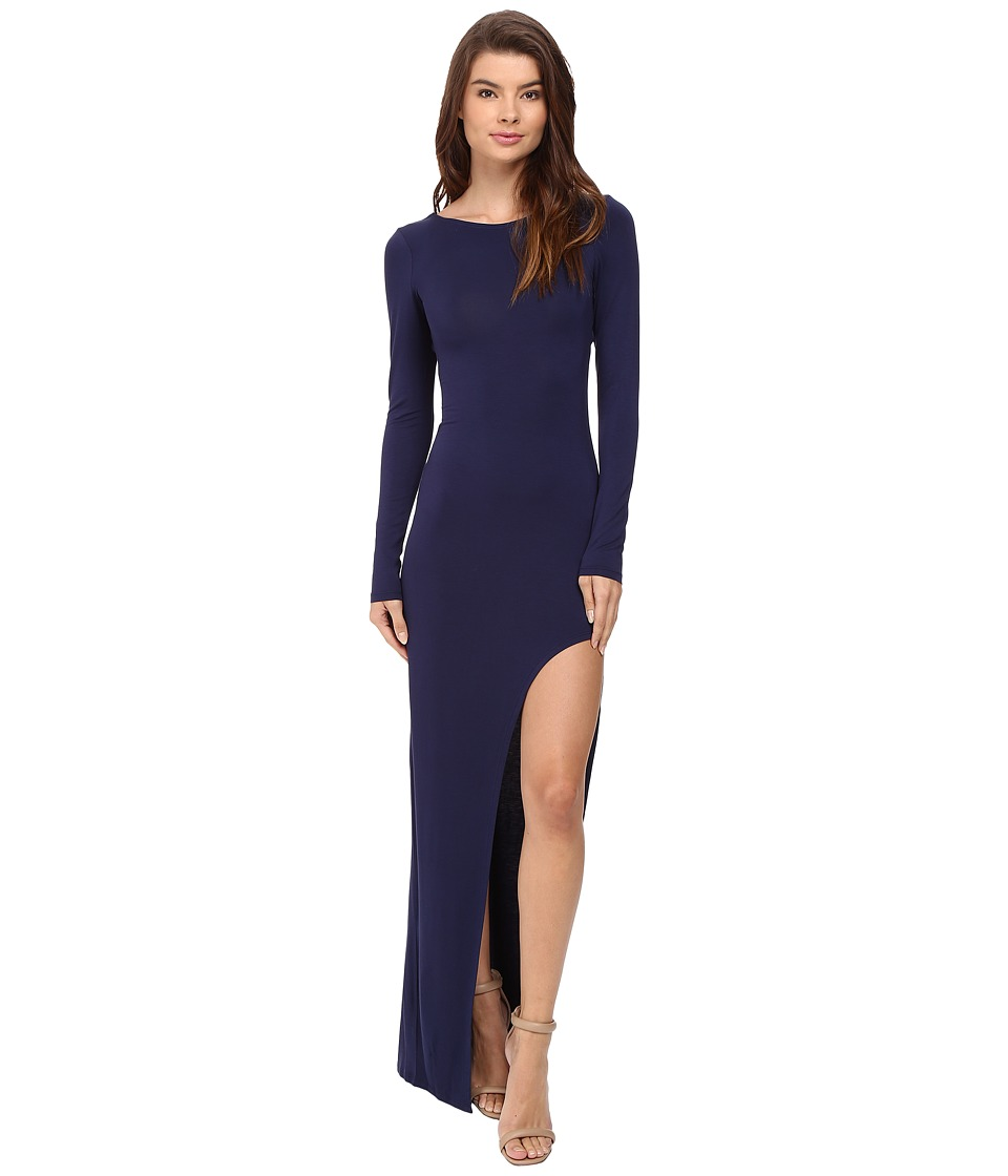Lovers + Friends - Allure Maxi Dress (Navy) Women's Dress