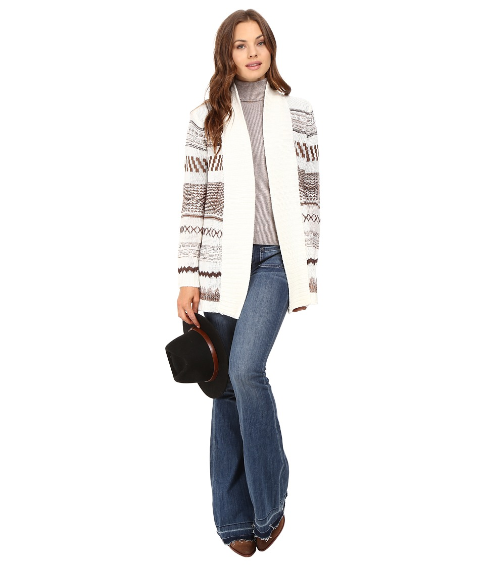 BB Dakota - Morley Cardi (Ivory) Women's Sweater