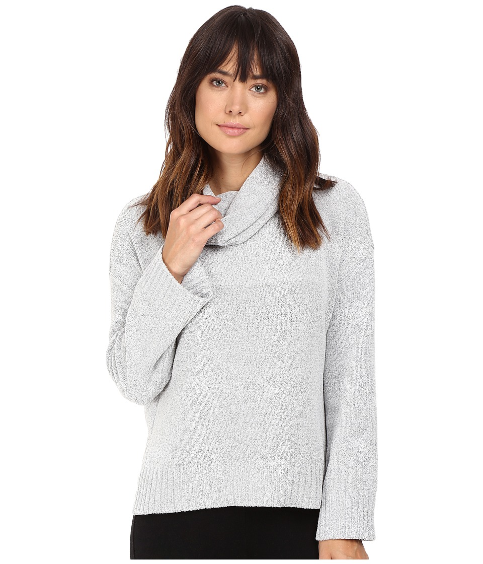 BB Dakota - Marcilly Cowl Neck Sweater (Heather Grey) Women's Sweater