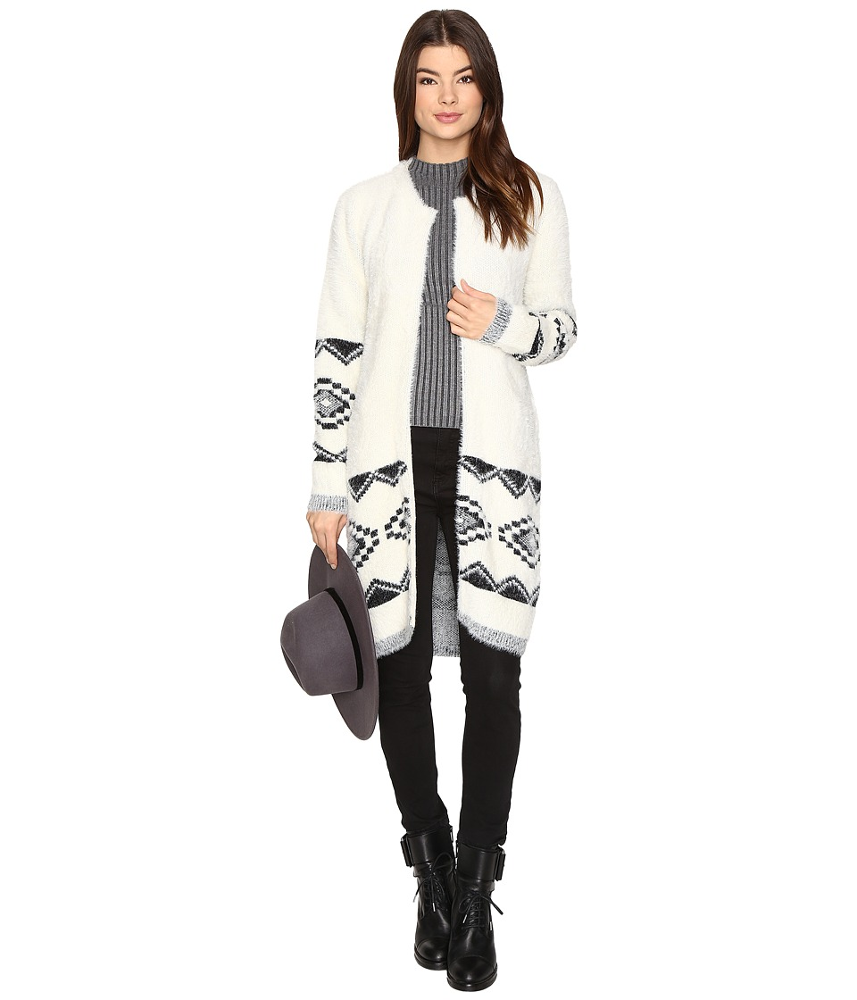 BB Dakota - Richmond Cardi (Ivory) Women's Sweater