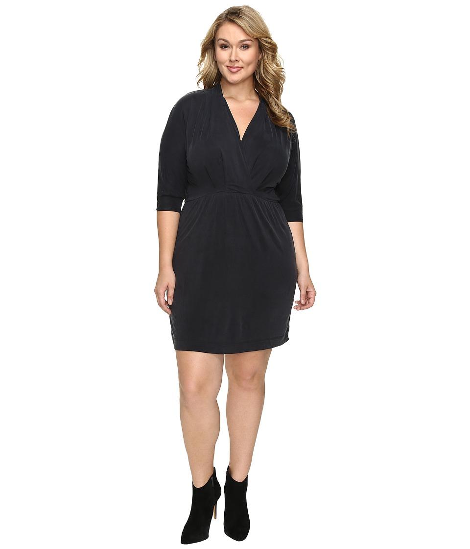 Tart Plus Size Constance Dress (Navy) Women