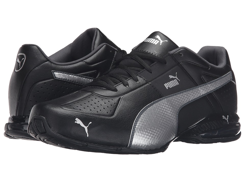 PUMA - Cell Surin 2 FM (Puma Black/Puma Silver) Men's Lace up casual Shoes