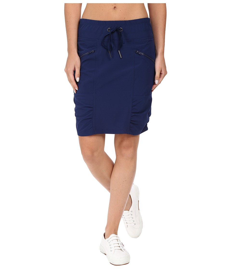 XCVI - Movement by XCVI Sweetzer Skort (Navy) Women's Skort