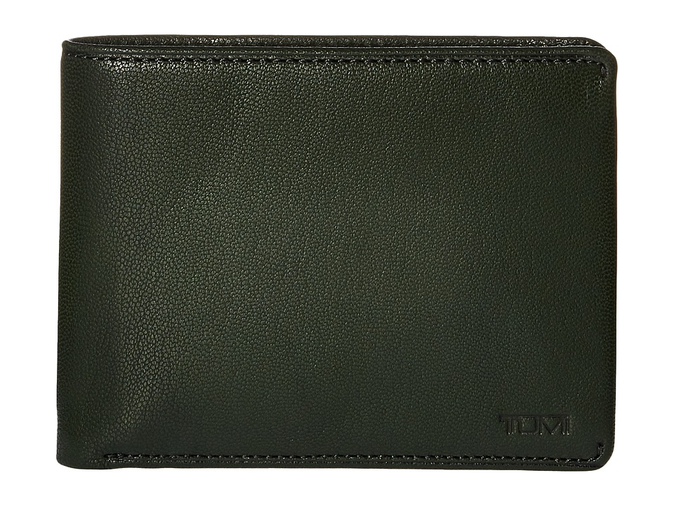 Tumi - Chambers Global Double Billfold with ID (Hunter) Bill-fold Wallet