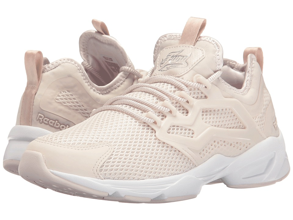 Reebok Lifestyle - Fury Adapt Graceful (Lilac Ash/Silver Metallic/White) Women's Shoes