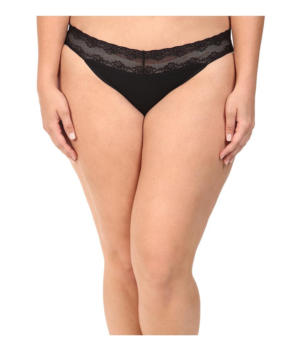 Natori - Bliss Perfection Plus Vikini (Black) Women's Underwear