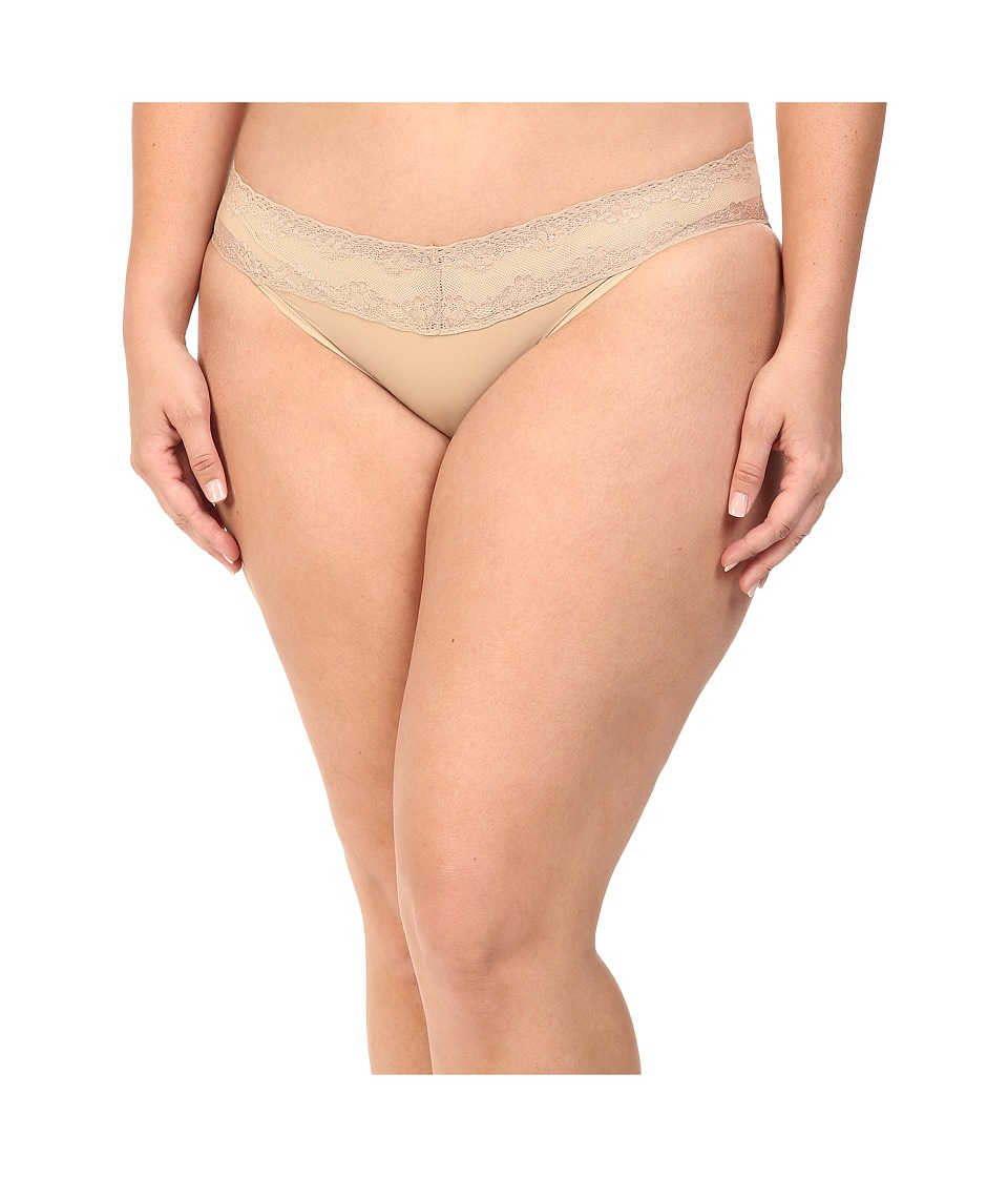 Natori - Bliss Perfection Plus Vikini (Caf ) Women's Underwear