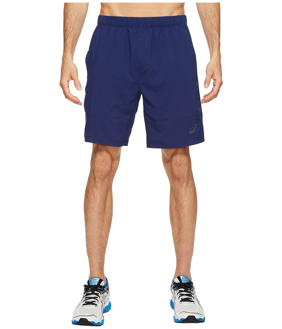 ASICS - Tennis Club Challenger 7 Shorts (Indigo Blue) Men's Shorts