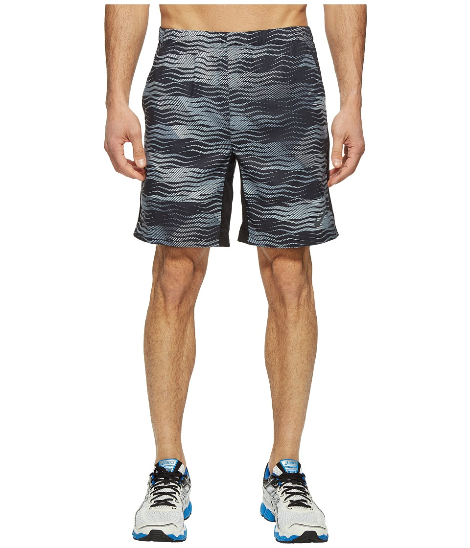 ASICS - Tennis Club Challenger GPX 7 Shorts (Performance Black) Men's Shorts