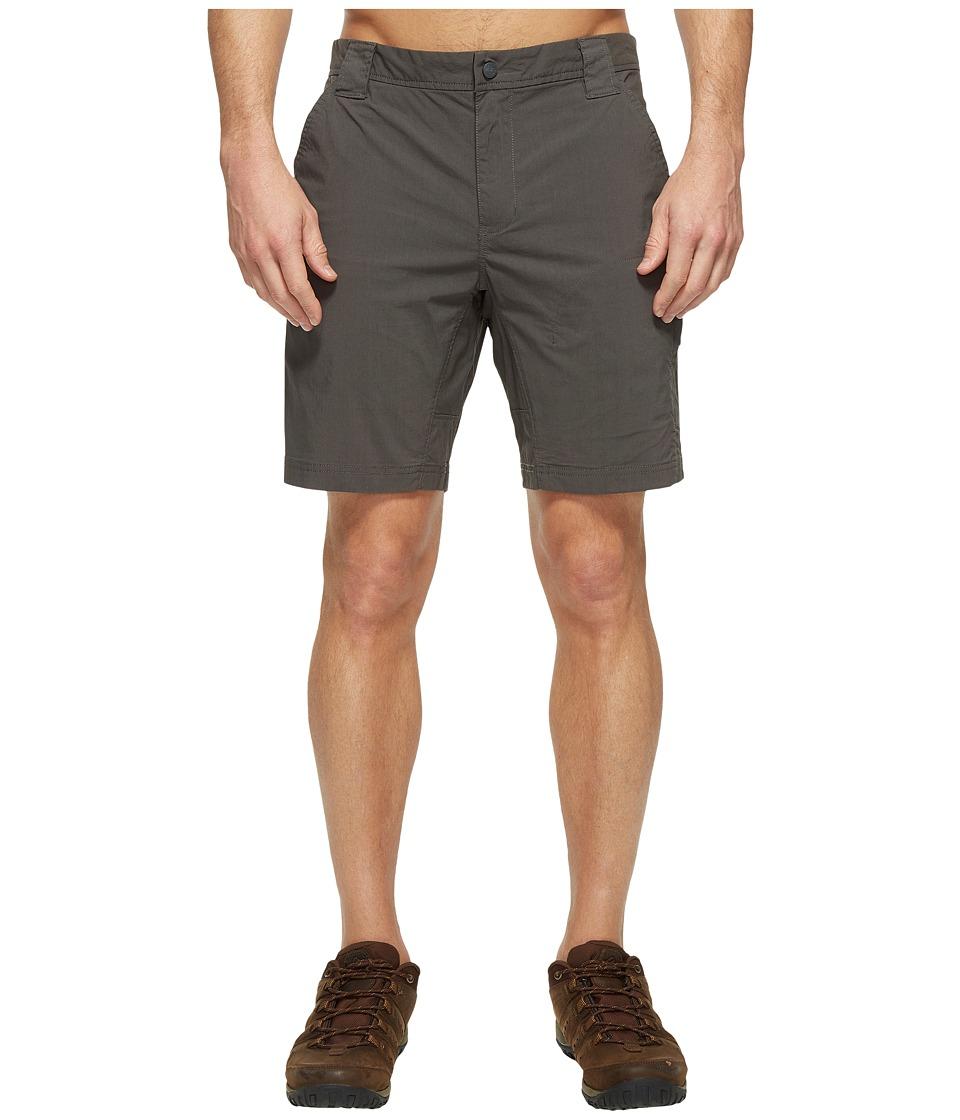 Woolrich - Outdoors Shorts (Matte Gray) Men's Shorts