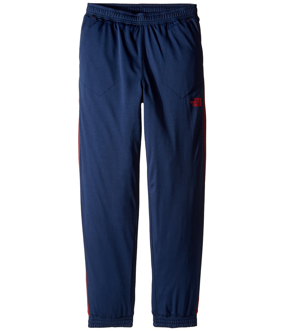 The North Face Kids - Mak Pants (Little Kids/Big Kids) (Cosmic Blue/High Risk Red (Prior Season)) Boy's Outerwear