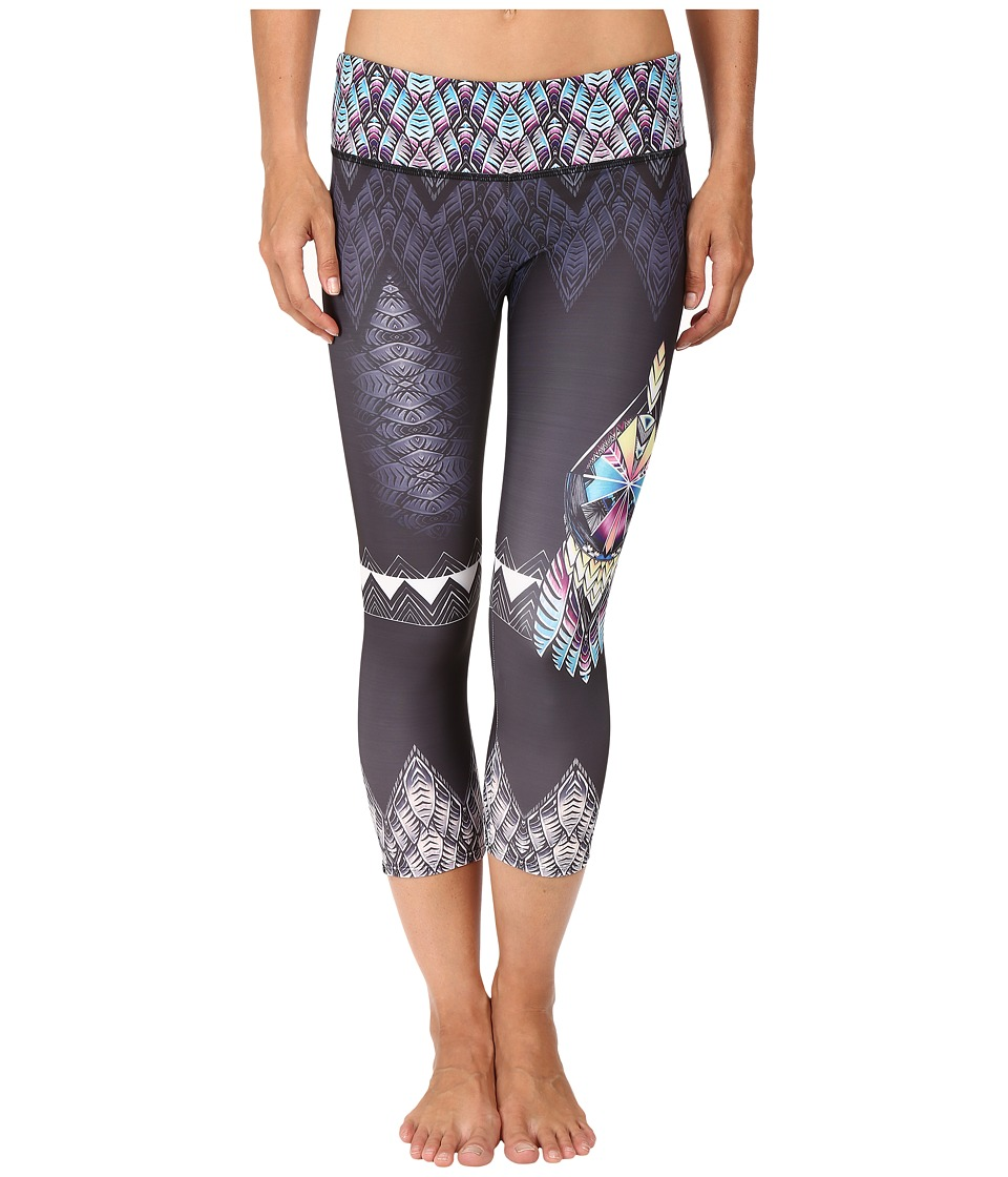 Onzie - Maldives Graphic Capris (Maldives) Women's Capri