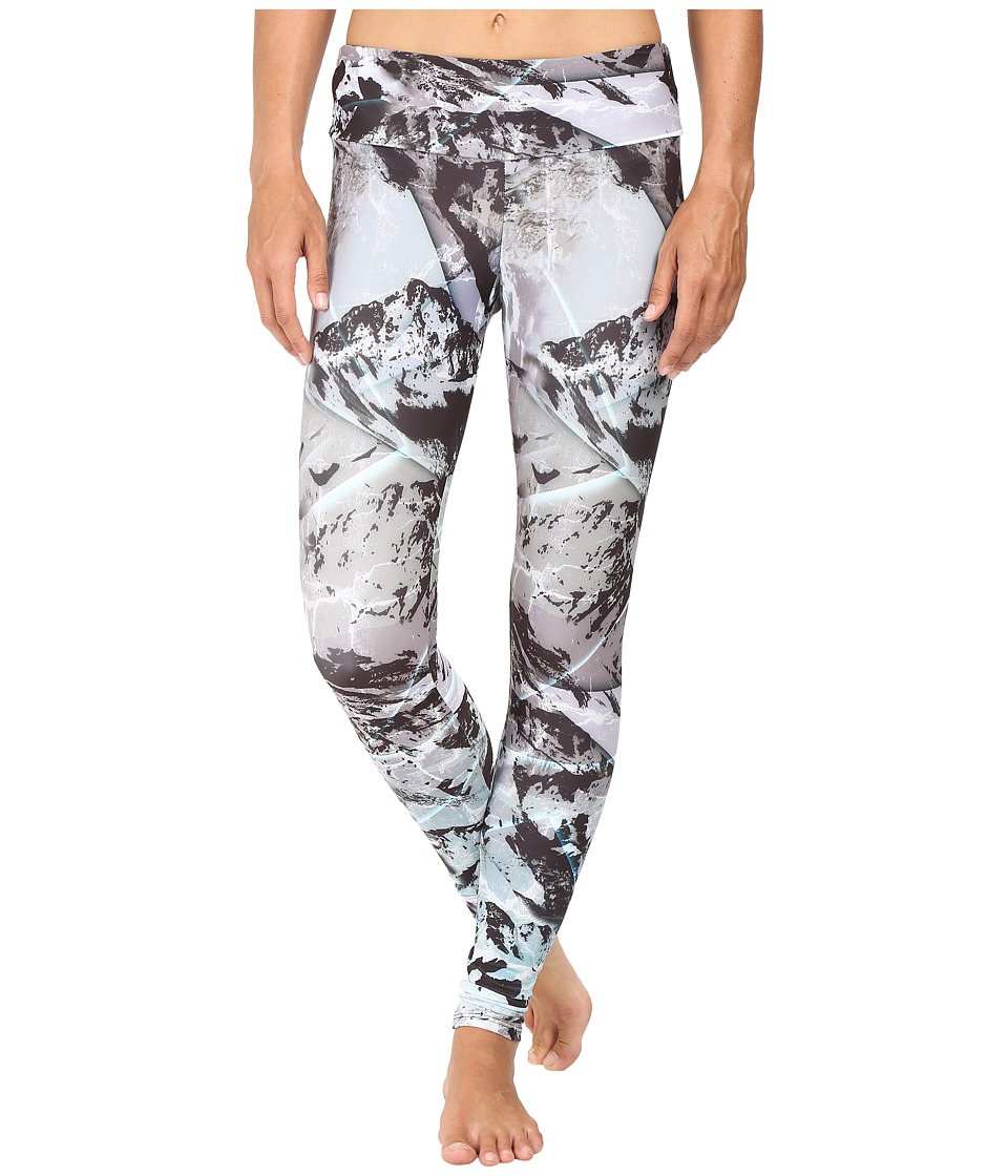 Onzie - Glacier Long Leggings (Glacier) Women's Casual Pants