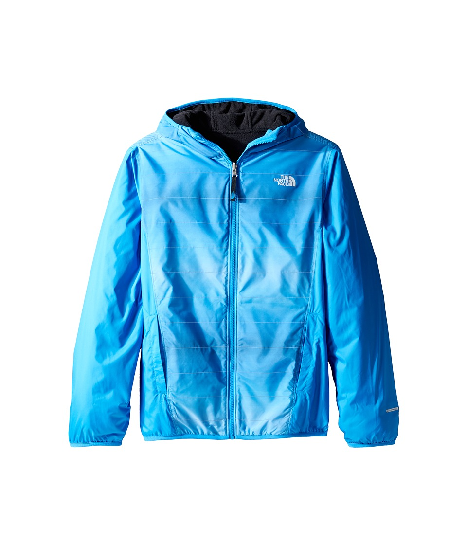 The North Face Kids - Reversible Breezeway Wind Jacket (Little Kids/Big Kids) (Clear Lake Blue (Prior Season)) Boy's Coat