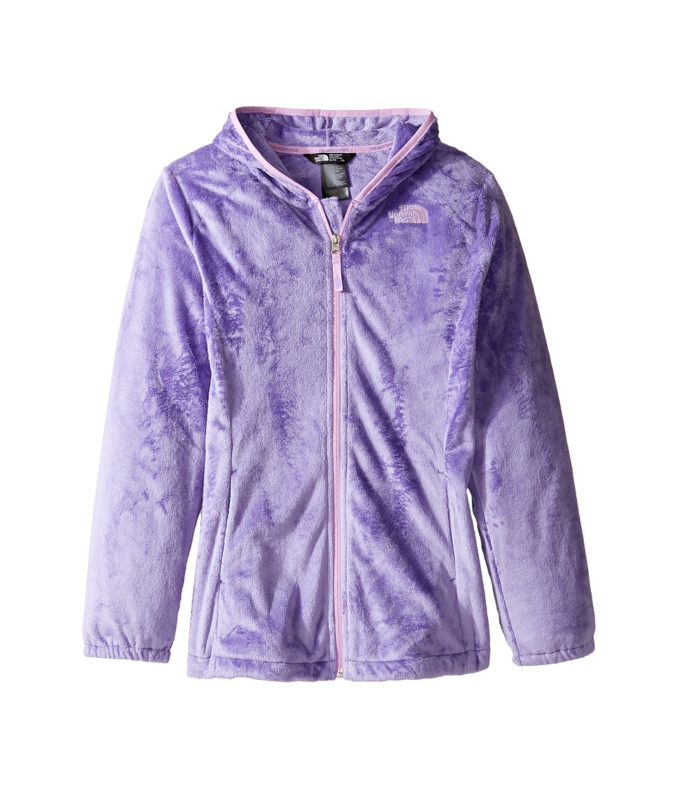 The North Face Kids - Oso 2 Hoodie (Little Kids/Big Kids) (Paisley Purple/Violet Tulle (Prior Season)) Girl's Sweatshirt