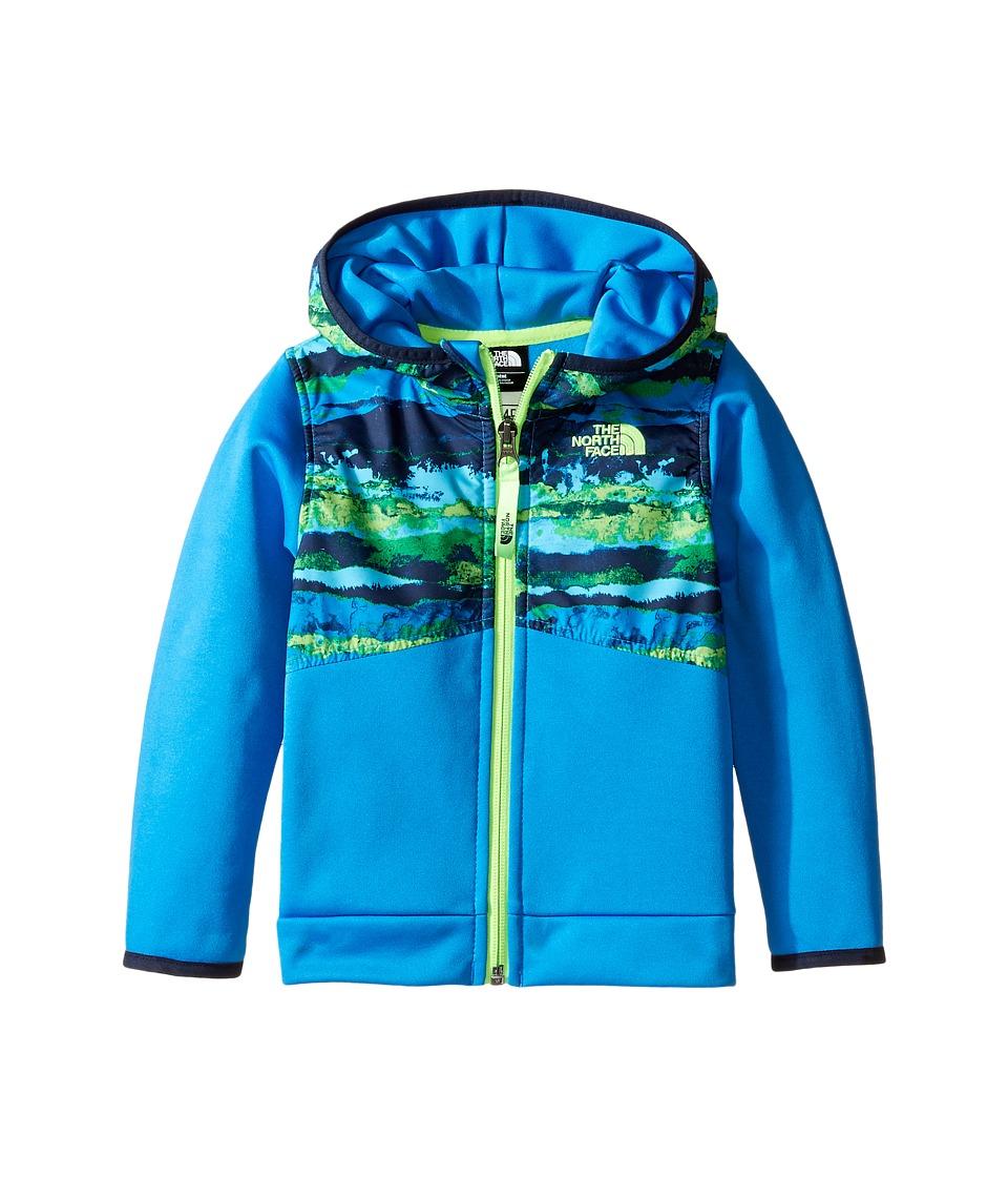 The North Face Kids - Kickin It Hoodie (Infant) (Clear Lake Blue Horizon Print -Prior Season) Kid's Sweatshirt