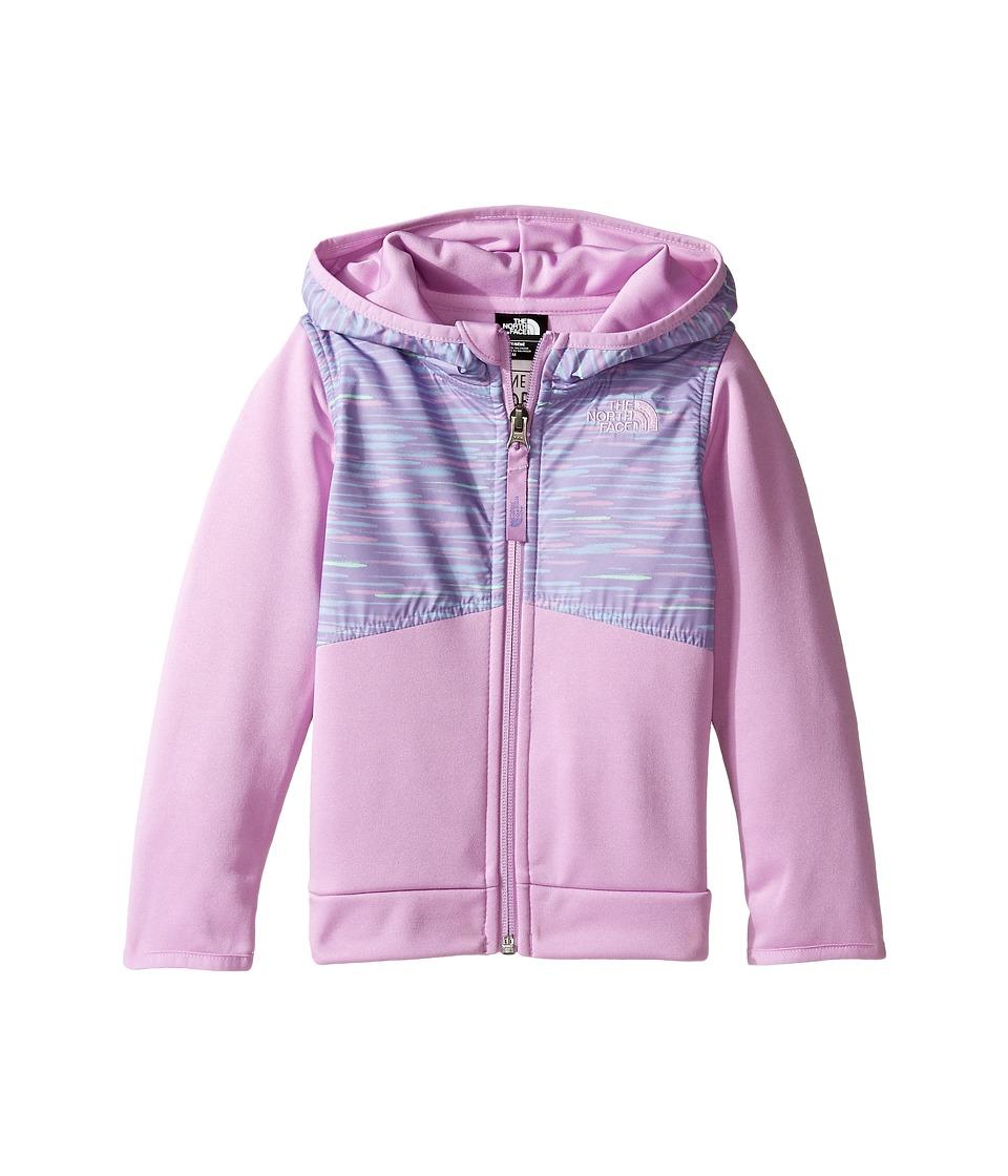 The North Face Kids - Kickin It Hoodie (Infant) (Paisley Purple Print -Prior Season) Kid's Sweatshirt