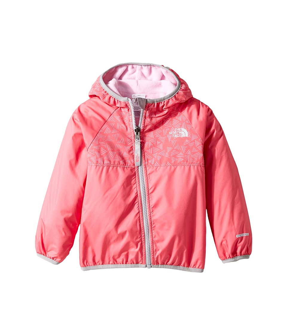 The North Face Kids - Reversible Breezeway Wind Jacket (Infant) (Honeysuckle Pink Doodle Reflective Print -Prior Season) Kid's Coat