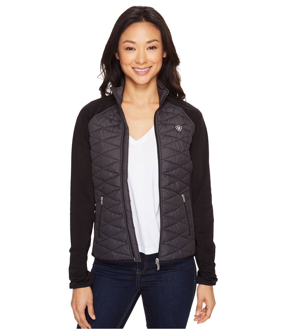 Ariat - Cloud 9 Jacket (Black 2) Women's Coat