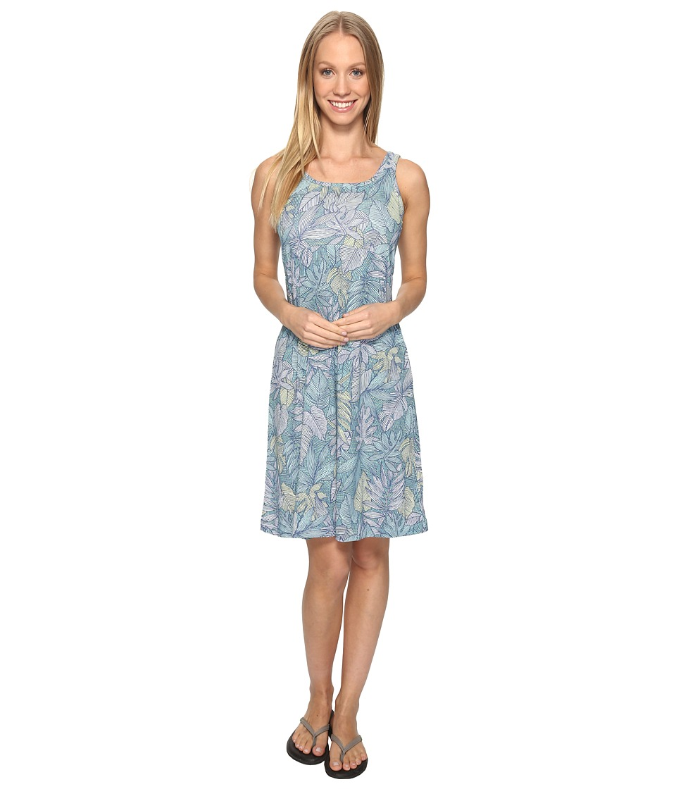 Columbia - Freezertm III Dress (Iceberg Tropical Dot) Women's Dress