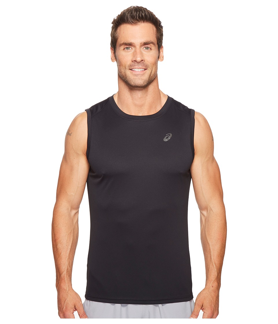 ASICS - Sleeveless Top (Performance Black) Men's Sleeveless