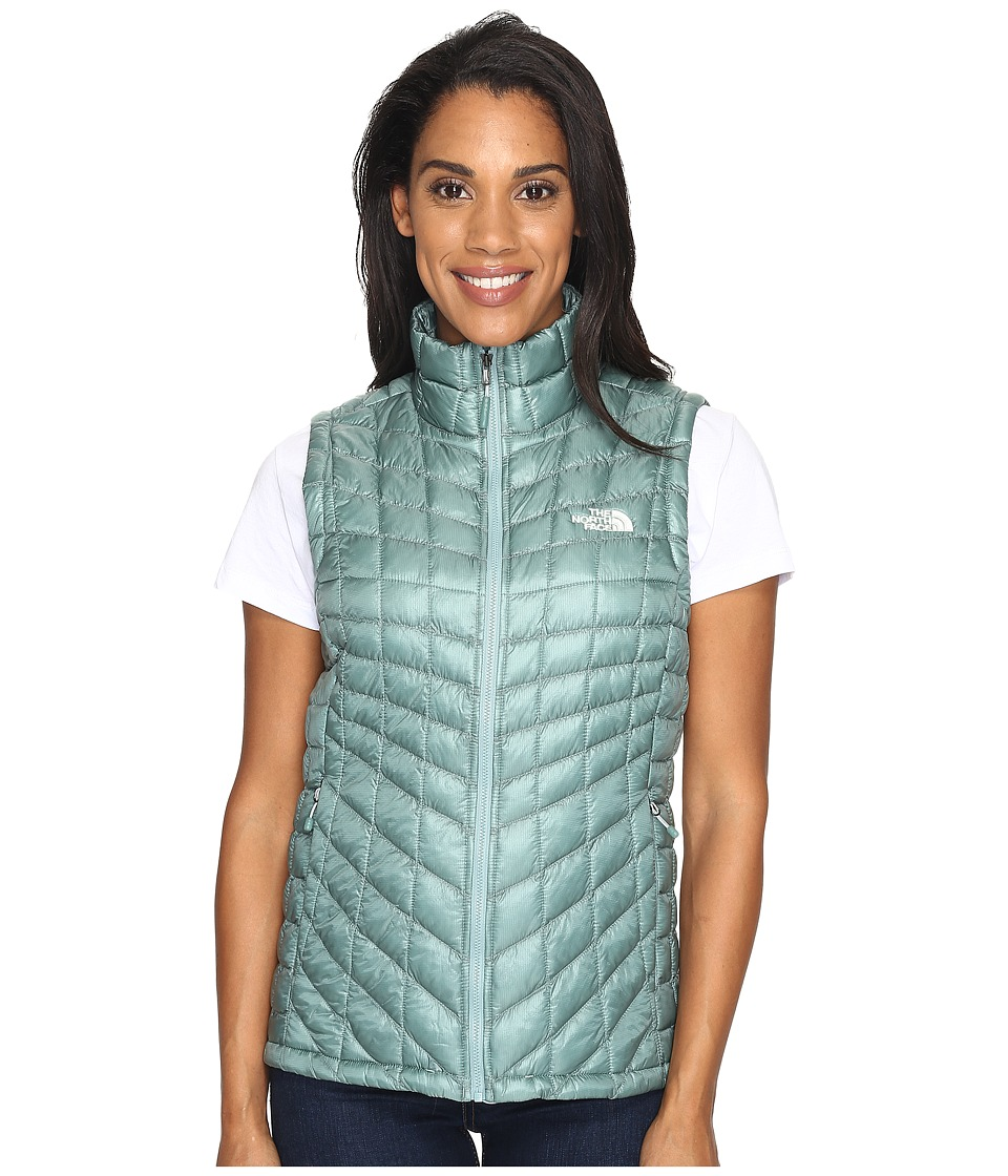 The North Face ThermoBalltm Vest (Trellis Green (Prior Season)) Women