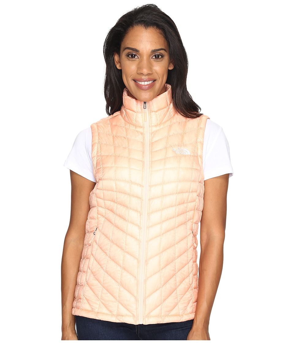 The North Face - ThermoBalltm Vest (Tropical Peach (Prior Season)) Women's Vest