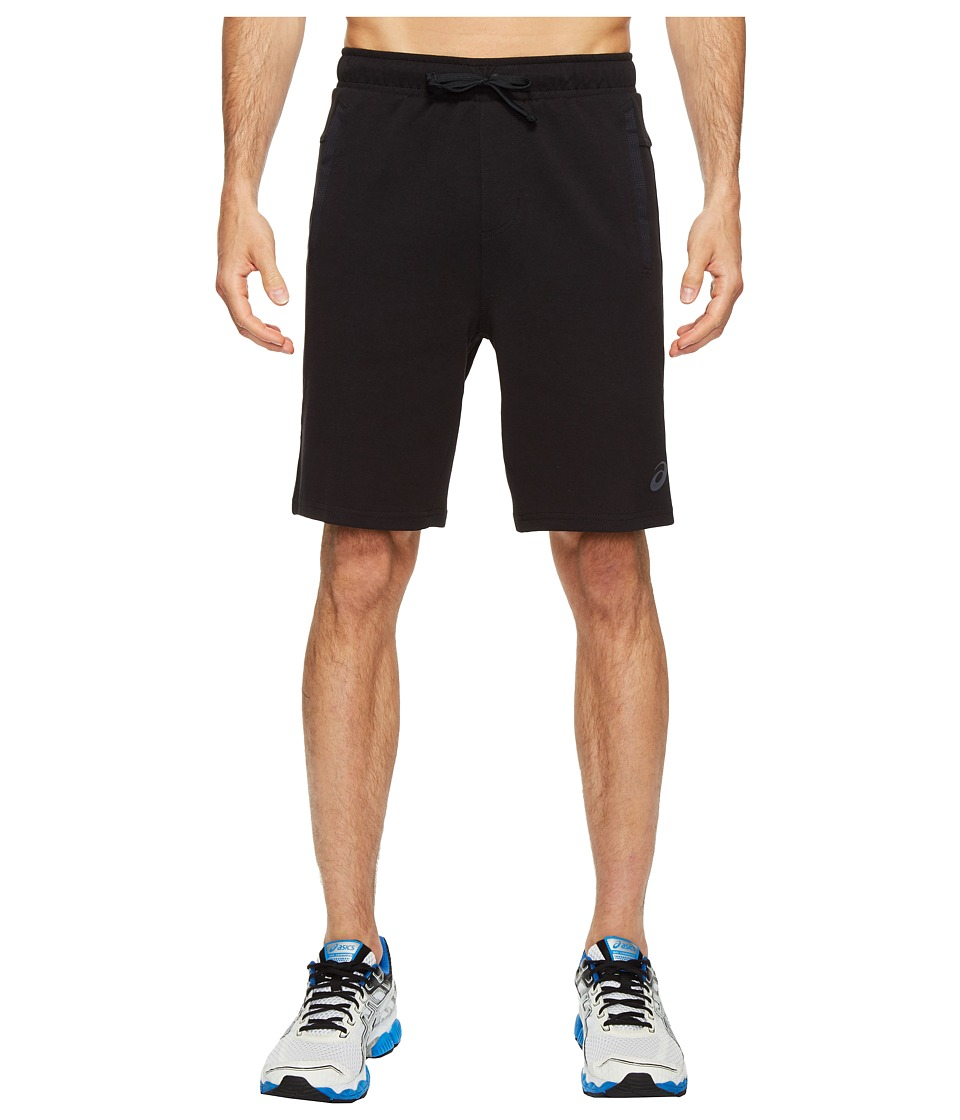 ASICS - Knit Shorts (Performance Black) Men's Shorts