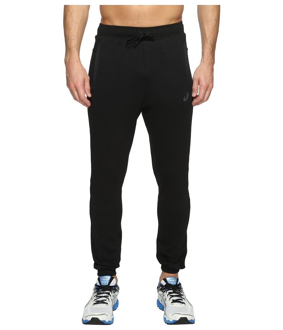 ASICS - Fleece Pants (Performance Black) Men's Workout