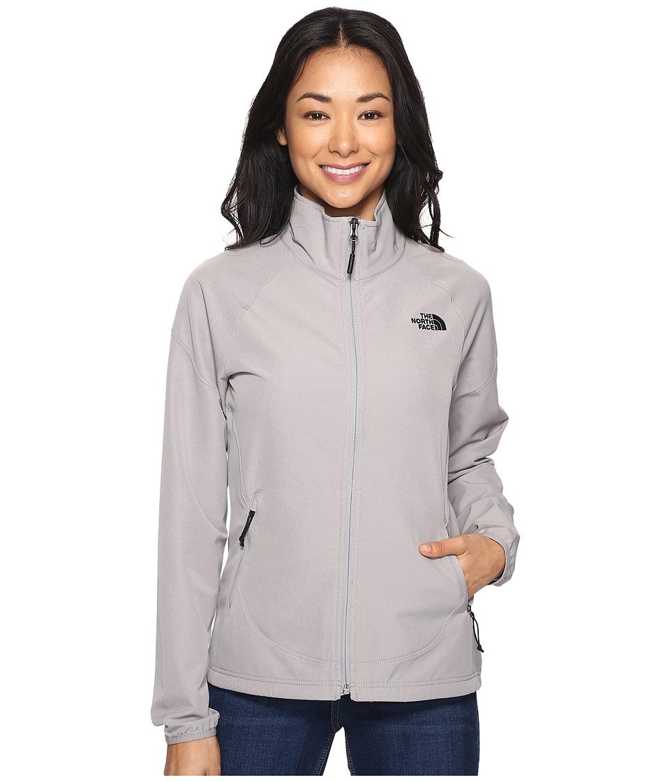 The North Face - Nimble Jacket (Metallic Silver (Prior Season)) Women's Coat
