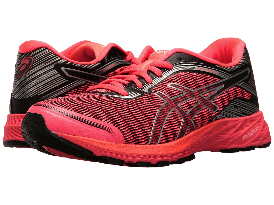 ASICS - DynaFlyte (Diva Pink/Silver/Black) Women's Running Shoes