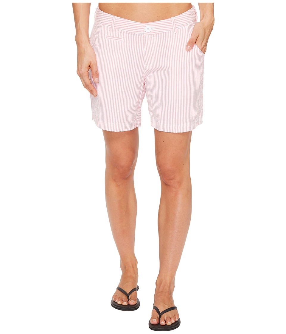 Columbia - Super Boneheadtm II Short (Lollipop Seersucker) Women's Shorts