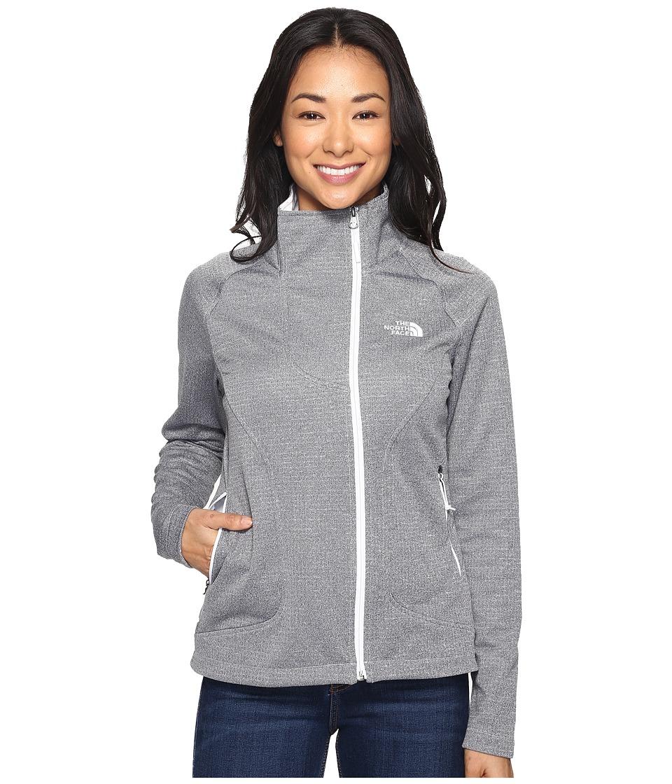 The North Face - Needit Jacket (TNF White Heather (Prior Season)) Women's Coat