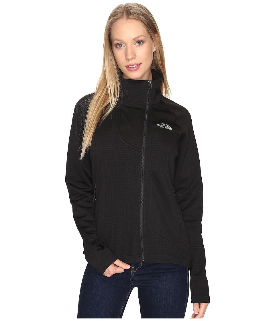 The North Face - Needit Jacket (TNF Black Heather (Prior Season)) Women's Coat
