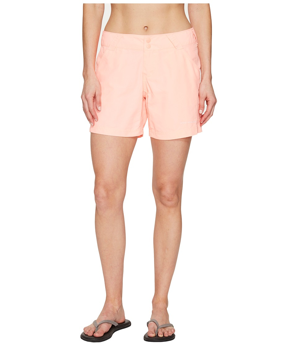 Columbia Coral Pointtm II Short (Tiki Pink) Women
