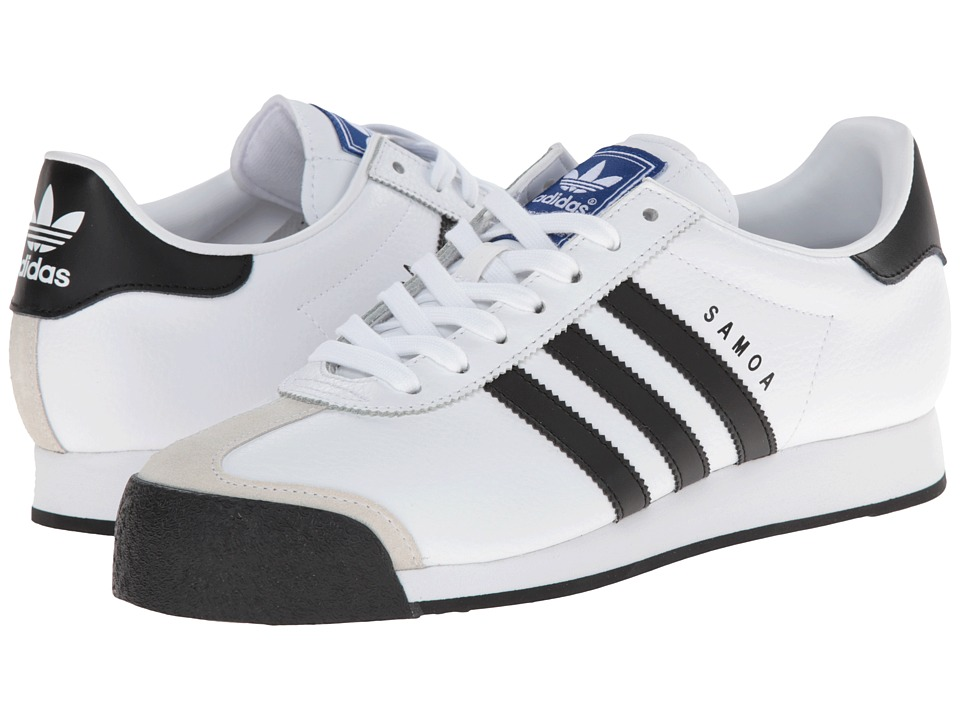 adidas Originals - Samoa (Running White/Black) Classic Shoes