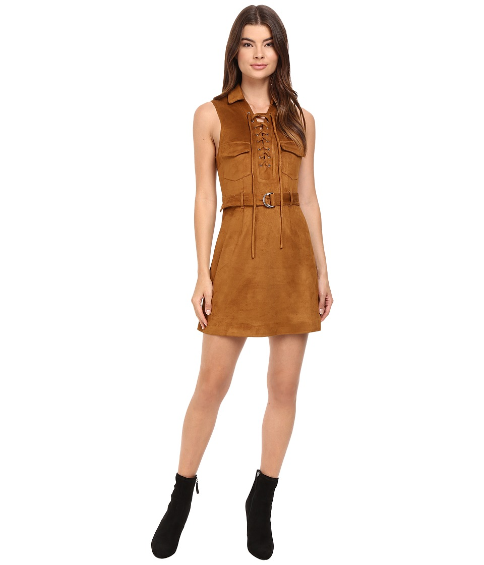 Lovers + Friends - Highway Dress (Sun Tan) Women's Dress