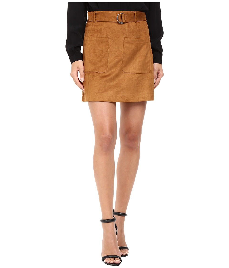 Lovers + Friends - Brighton Skirt (Sun Tan) Women's Skirt