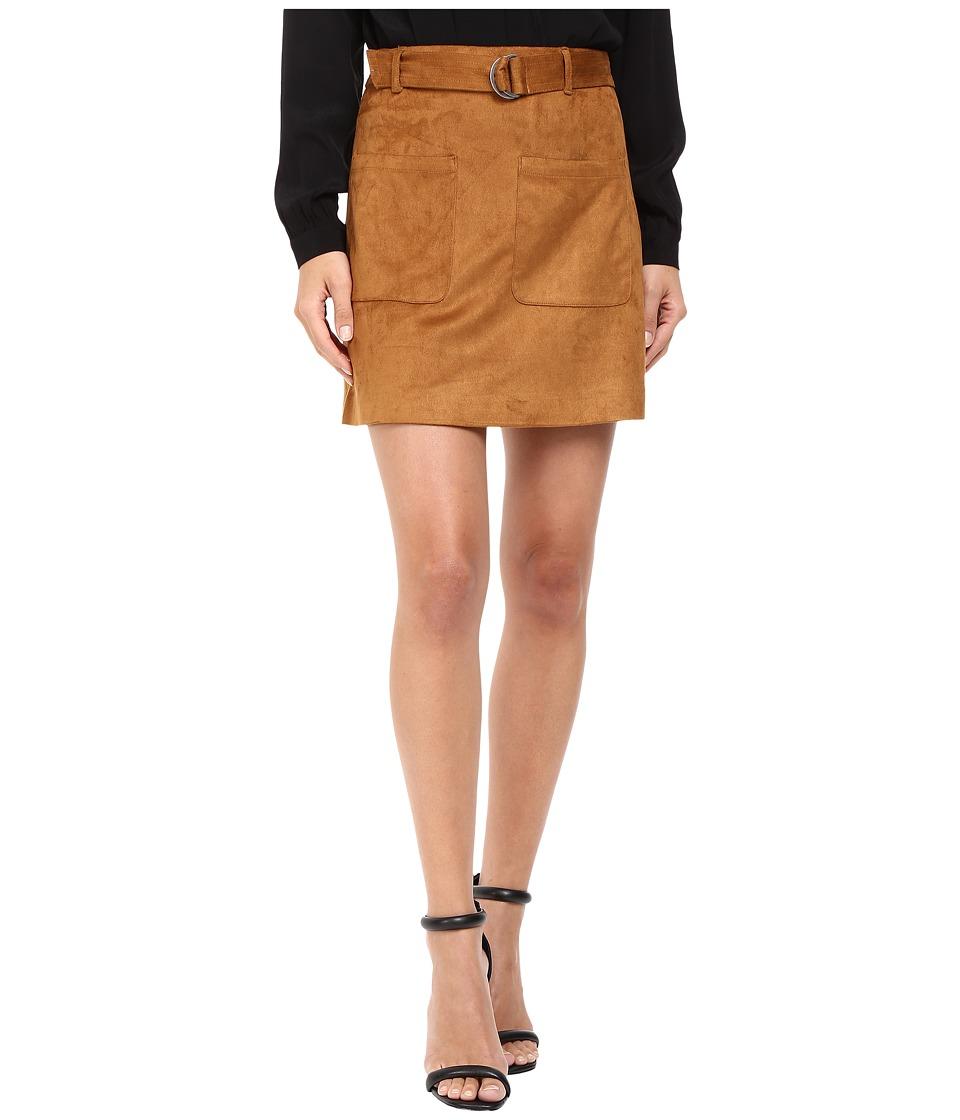 Lovers + Friends - Brighton Skirt (Sun Tan) Women's Skirt