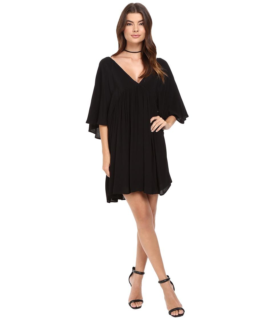 Lovers + Friends Fauna Dress (Black) Women