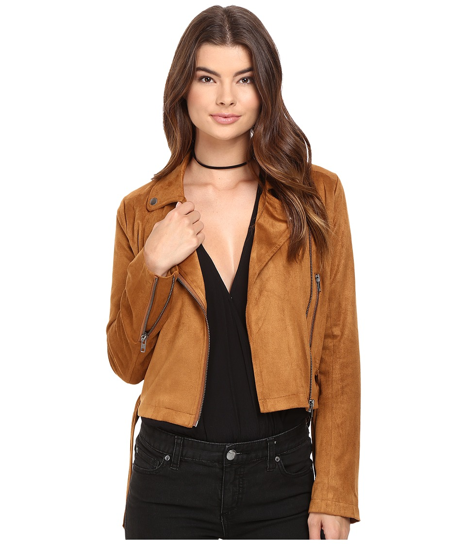 Lovers + Friends - Grant Jacket (Sun Tan) Women's Coat