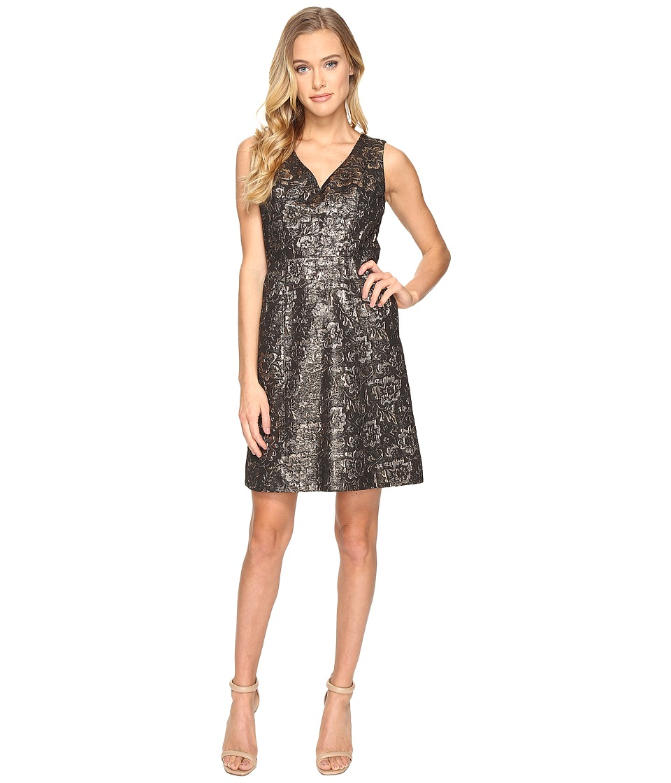 rsvp - Piperton Lace Dress (Gold) Women's Dress