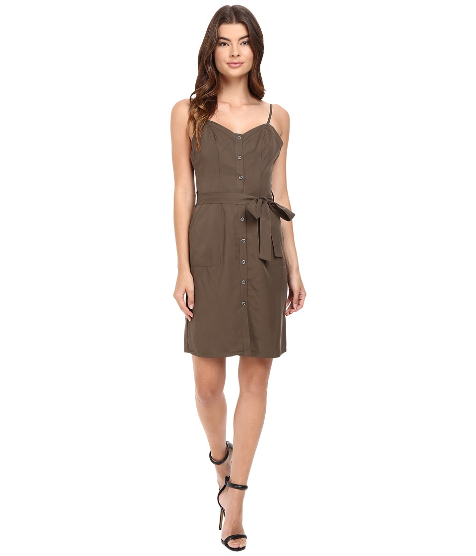 Lovers + Friends - Marina Dress (Moss) Women's Dress