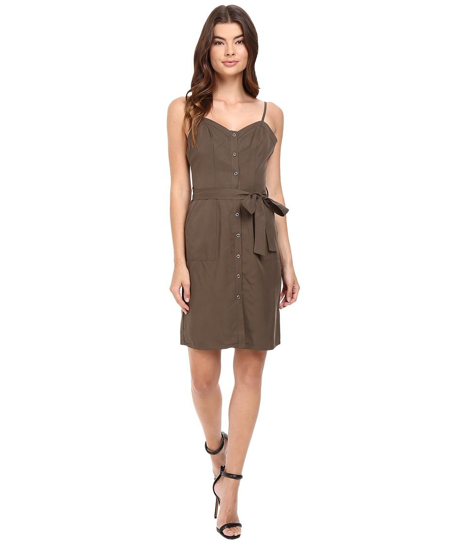 Lovers + Friends - Marina Dress (Moss) Women's Dress